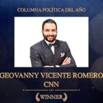 The Political Column of The Year - Napolitan Victory Awards